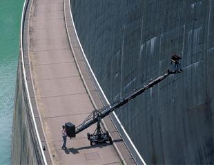 Kamera-Kraene-Jibs
