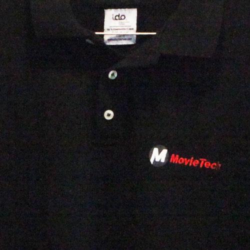 MovieTech-Poloshirt