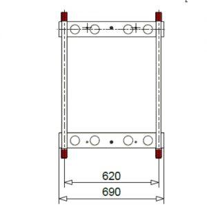Movietech Master Track Gerade 90cm_500x500