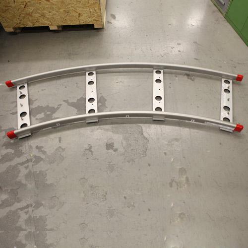 movietech-master-track-schiene-230cm-kurve-komplett-gebraucht