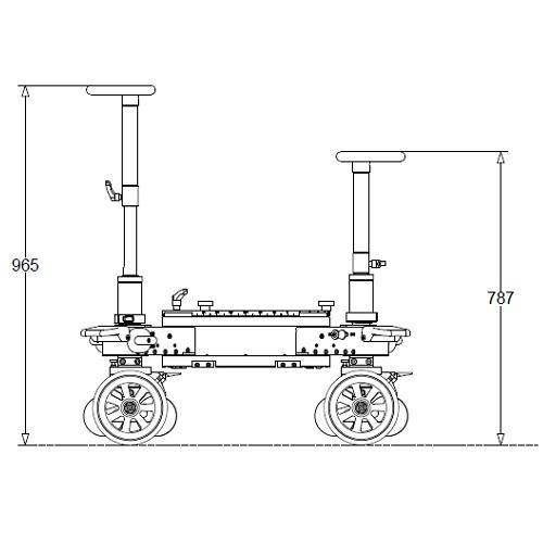 magnum-leggero-dolly-teleskopierbarer-Lenker-auf-dolly
