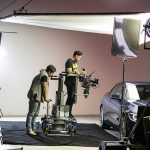 Alpina Videodreh Inmotion Magnum Dolly Panther Grip Factory München